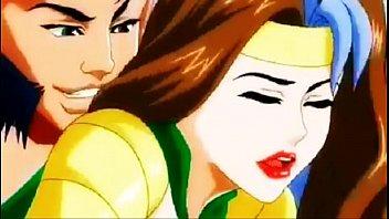 Ms Phatt Katt'_s Anime 3 X-Men