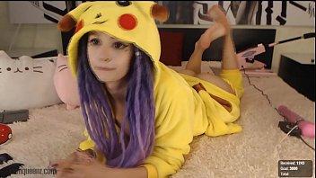 purple-bitch.com/chaturbate (Super Cute Pikachu Girl)  #1163182