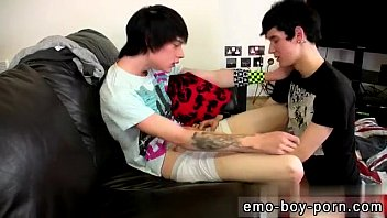 Skinny gay emo boys