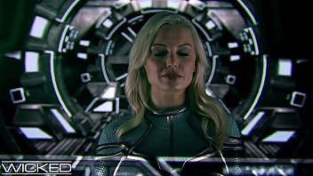 Wicked - Captain Marvel Fucked By 2 Skrulls