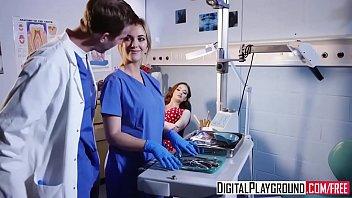 Un Medic Dentist Fute O Pacienta Ce Nu Prea A Supt Pula La Viata Ei