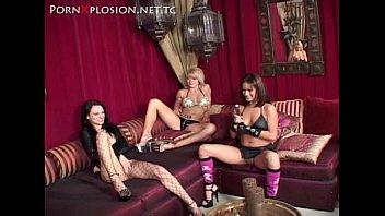 4 naughty lesbians