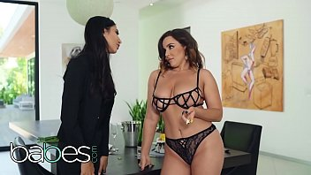 (natasha Nice,  Gianna Dior)   Late To The Par Late To The Party   Babes