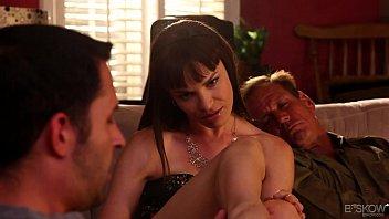 MILF Babe Dana DeArmond Takes A Big Cock thumbnail