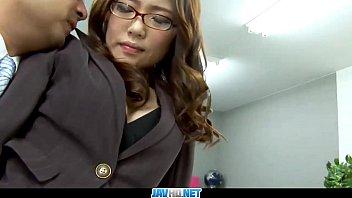 Subtitles Boss  fucked her japanese secretary  nese secretary Ibuki