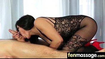 Babe Hottie Fires Fantasy Massage 26