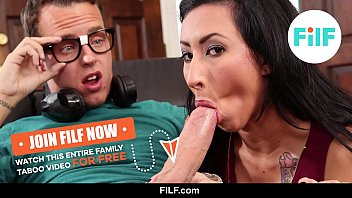 Step-Family Blowjob Compilation from your family at FILF.com