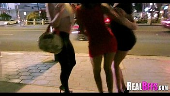 Girls night out leads to orgy 052
