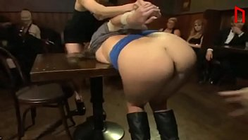 Slave bitch humilated brutal hardcore in public disgrace...