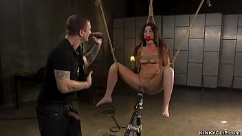 Squirting Which They Are Bound And Fucked Hardcore Machine Fucked