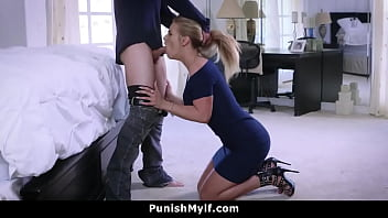 Rachael Cavalli Hard Fucked By Young Guy at Home