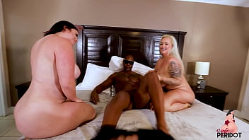 PAWGS Virgo and Kendra Take on Massive BBC