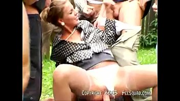 thumb Whore Mom Drenched In Nasty Piss Bath Full