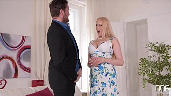 thumb Busty Blonde Singer Fucks Her Manager Like A Ma