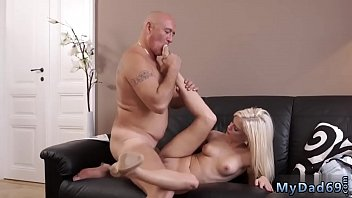 Old Farmer Horny Platinum-Blonde Wants To Attempt Someone Lil' Bit