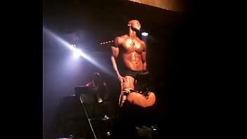 male black stripper Punisher