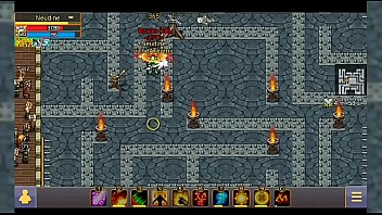 Templar solo arena