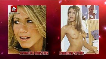 Celebrity porn star look alike