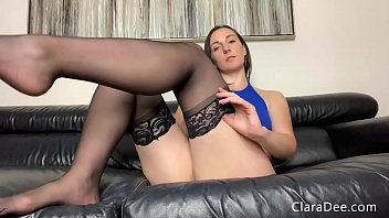 Chastity Games 14 - 30 Seconds to Cum For My Feet - Clara Dee JOI Game - PREVIEW