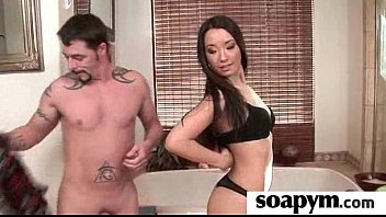 Tease Me Then Please Me After a Soapy Massage 10