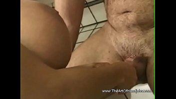 Redhead Girl HJ In The Bathroom