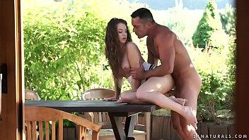 Angelina Brill foot fetish porn