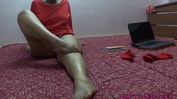 Foot Fetish Indian Babe Lily 4 min HD