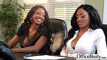 (anya diamond jade jasmine) Big Tits Office Slut Girl Get Hard Style Nailed video-05