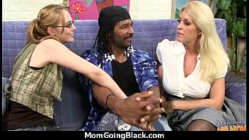 Hot Milf takes on 12 inch Huge Monster Black Cock 22
