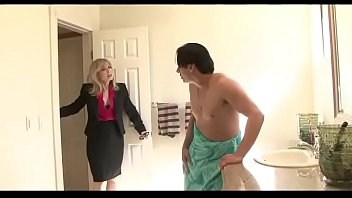 xxarxx horny mom seduces sons friend - Watch Part 2 at FilthyGeek.com
