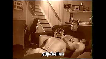Nice tinny ass from ellen gives dokterdries huge cock a blowjob and hope he fuck here