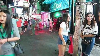 Pattaya Street  Hookers And Thai Girls  i Girls