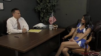 Asian Cheerleader Takes Over the School - Brenna Sparks Femdom