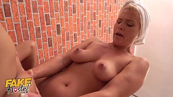 Mixed Fuck Between Good Cock Lesbian Girls