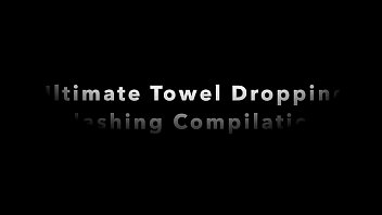 Ultimate Towel  Dropping Flashing Compilation ng Compilation