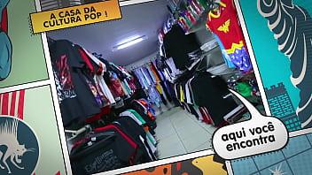 Ali Games e Geek Store Gostosa e em Paranagu&aacute_