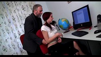 Prick Gets Deep  Inside Salacious Redhead Darl us Redhead Darling Zuzana With Massive Natural Tits 's Wet Taco