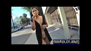 Daring PUblic Flashing - Lana V.