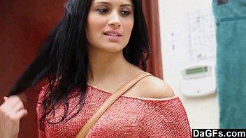 vídeos pornô Nice auditon with a perfect beautiful latina o melhor Brasil