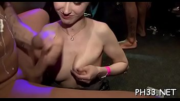 Blond girls screaming from fuck by long thick dark dick in ass and puss