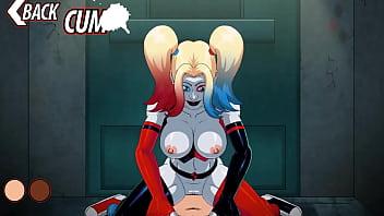 Harley Quinn Arkham Asylum : Sex Scenes