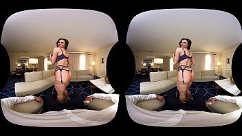 NAUGHTY AMERICA VR fucking Kendra in the couch thumbnail