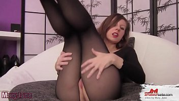 Streaming Video Cunt games in nylon catsuit - XLXX.video