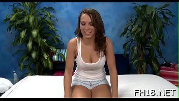 Undressed hot teen enjoys getting banged by her pal