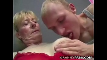 xxarxx Hairy Granny Fucks For Young Cum
