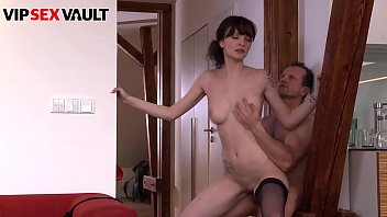 VIP SEX VAULT - #Belle Claire - Czech Babe Has Morning Sex With Her Sugar Daddy