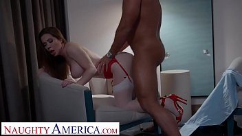 American Girl Bianca Gets Fucked By The Break With Her Husband, Beautiful