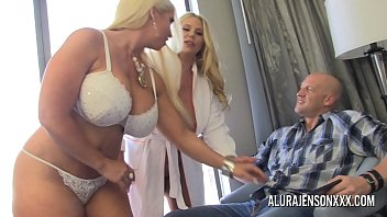 Streaming Video Pornstar Alura Jenson has a threesome with Karen Fisher - XLXX.video