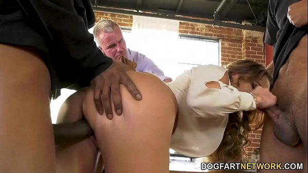 Cuckold Husband Loves Watching Richelle Ryan Takes Big Black Cock