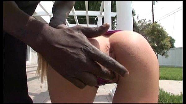 3 black dicks in white ass